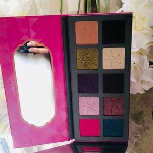 10 Big Star Eyeshadows Makeup palette